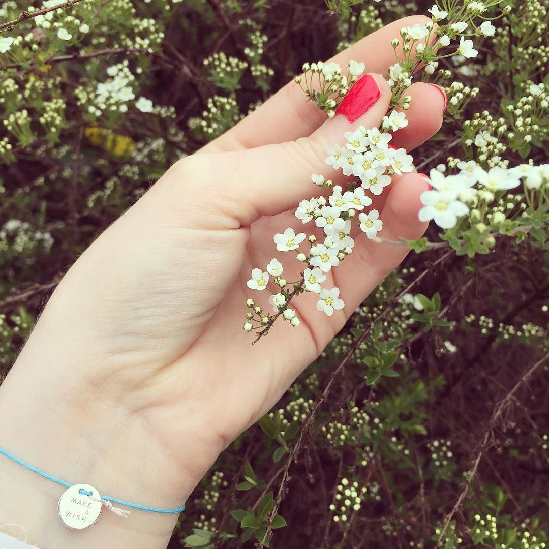 Make a wish Armband von vanrycke - make a wish bracelet from vanrycke
