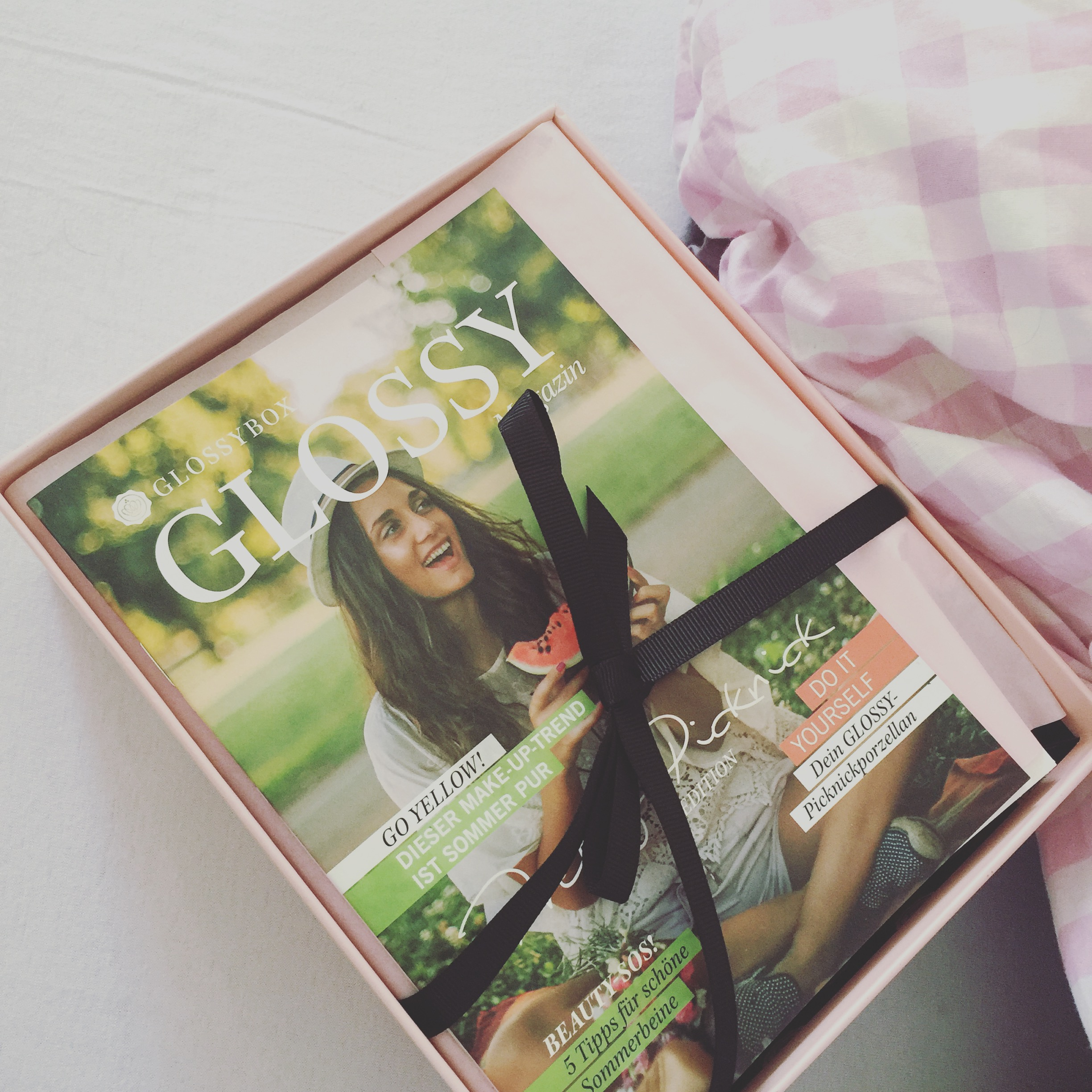 Glossybox and Co