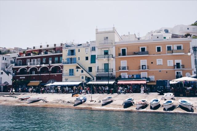 Ein Tag in Capri