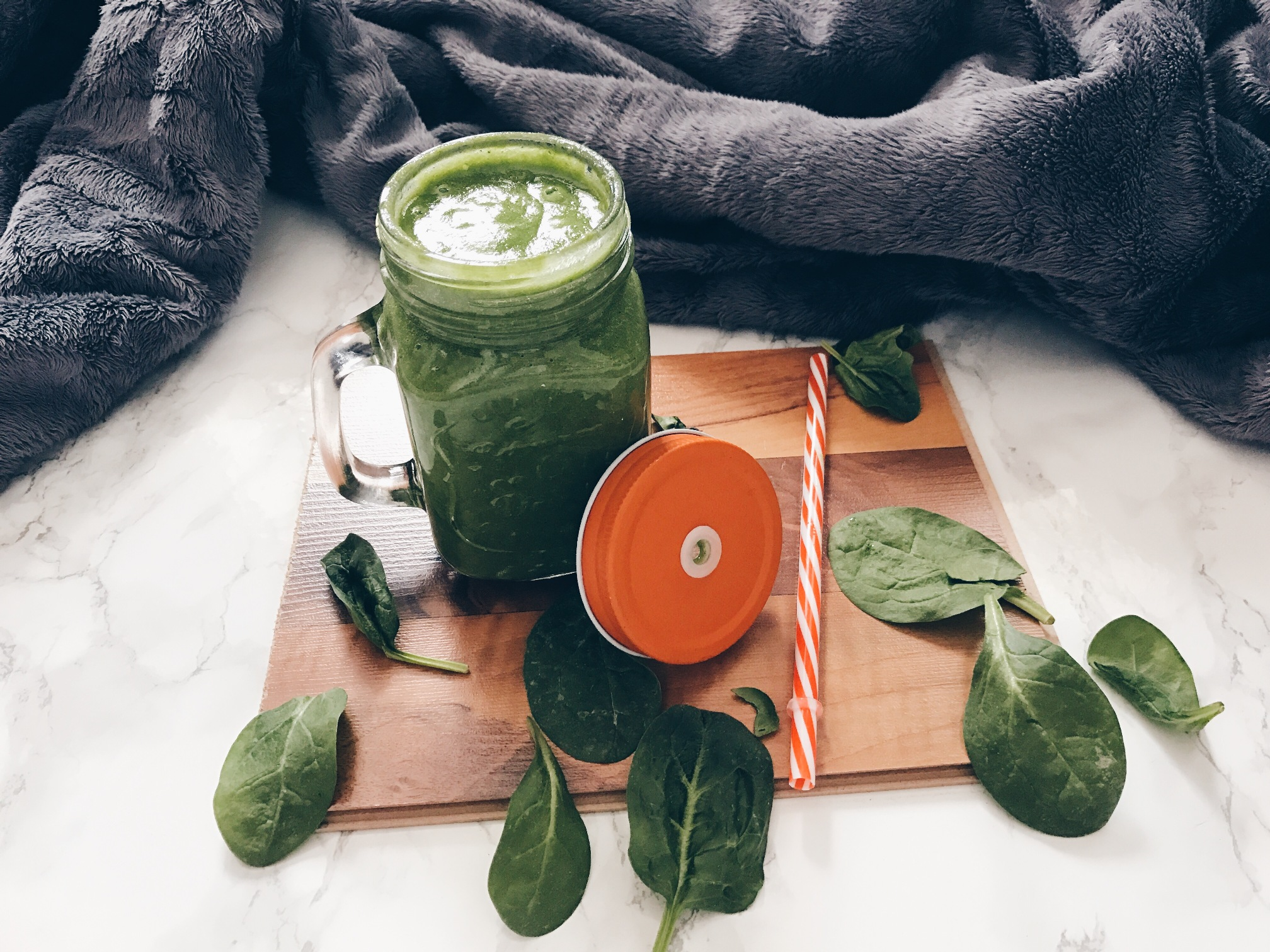 Healthy Eating: Green Smoothie