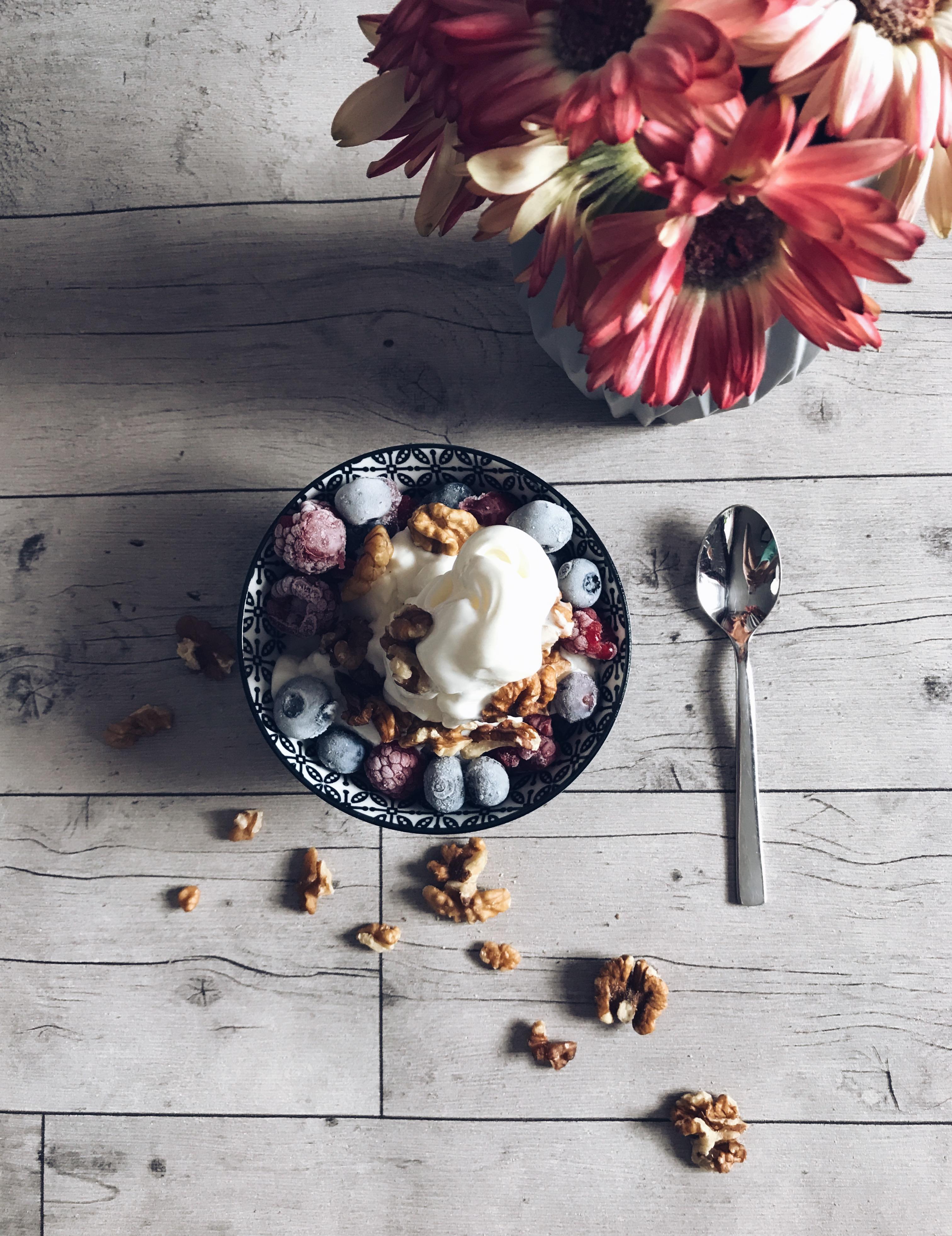 Frozen Yoghurt selbstgemacht