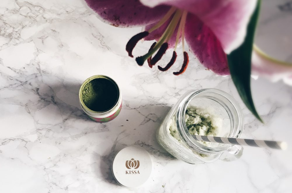Granita di Matcha Latte mit KISSA