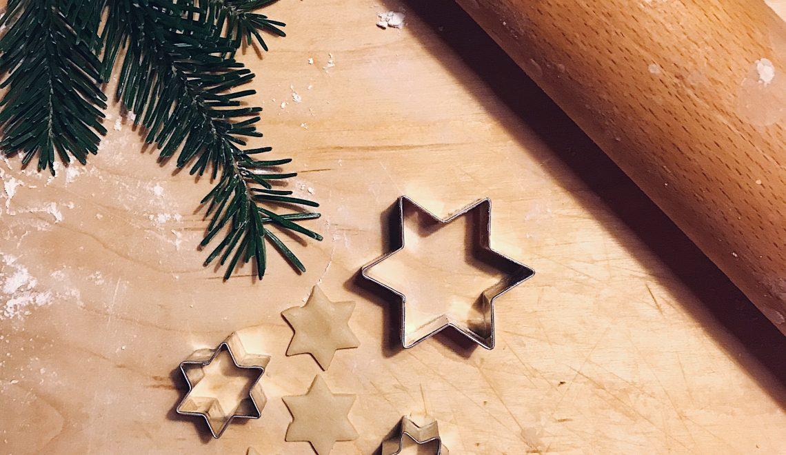 Weihnachtskekse nach Oma's Rezept