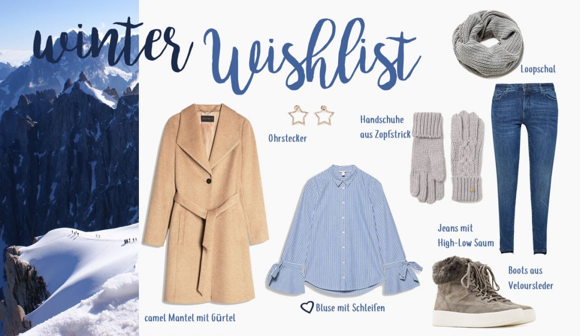 winter wishlist