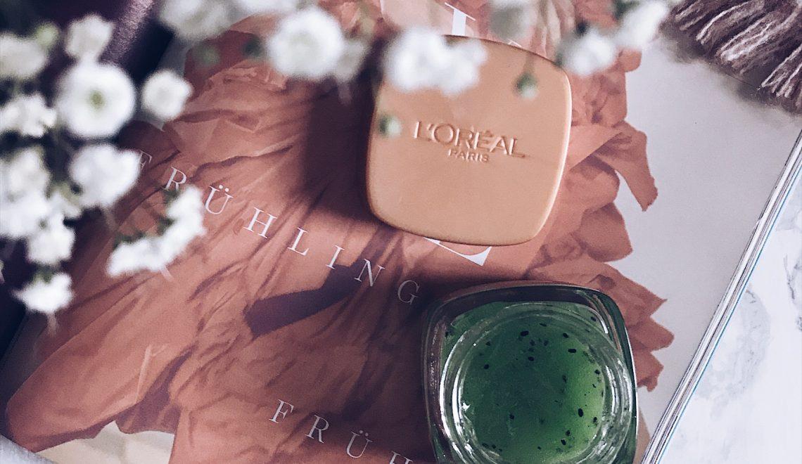 L'Oréal sugar scrub, Gesichtspeeling