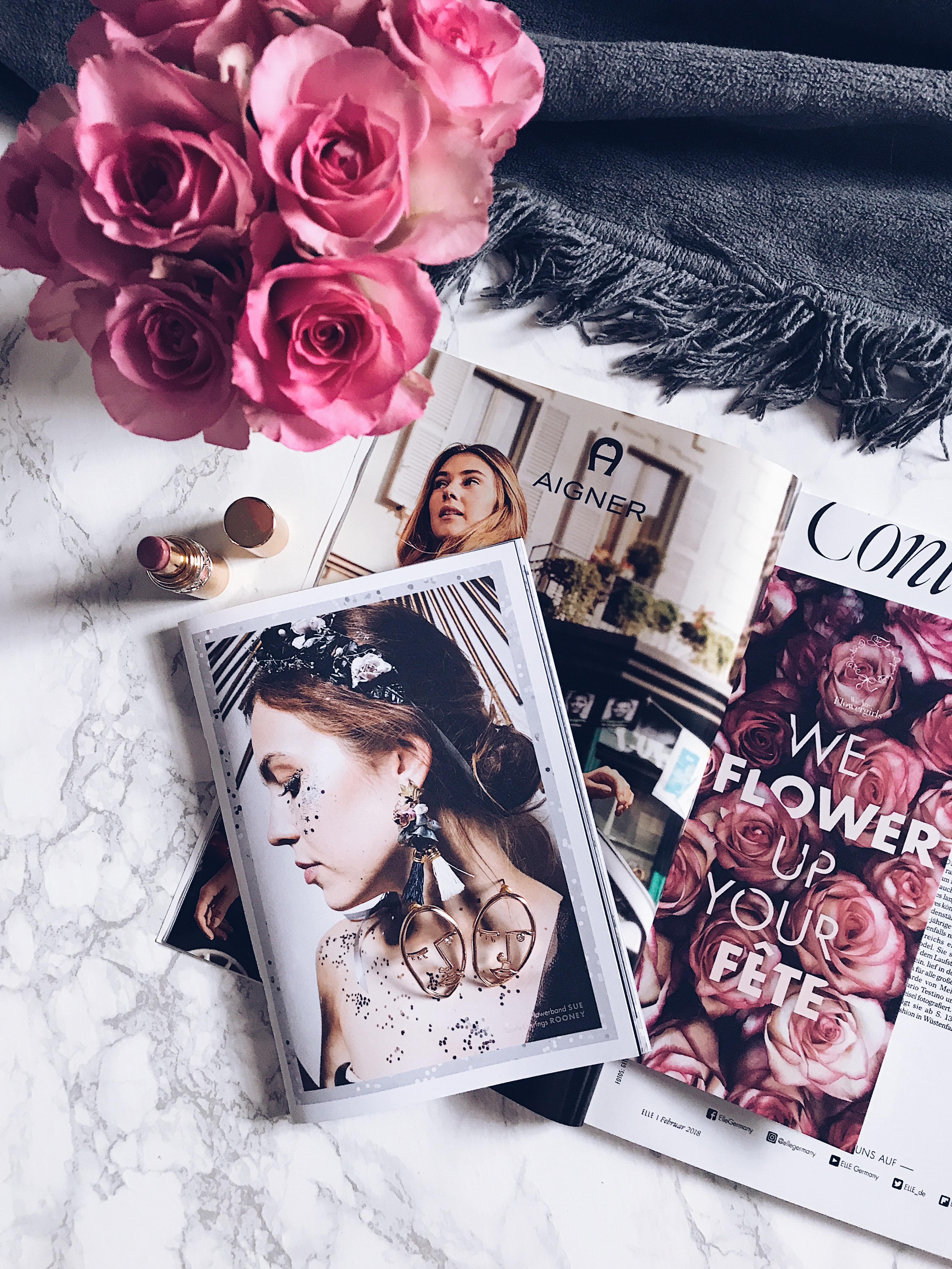 We Are Flower Girls Ohrringe