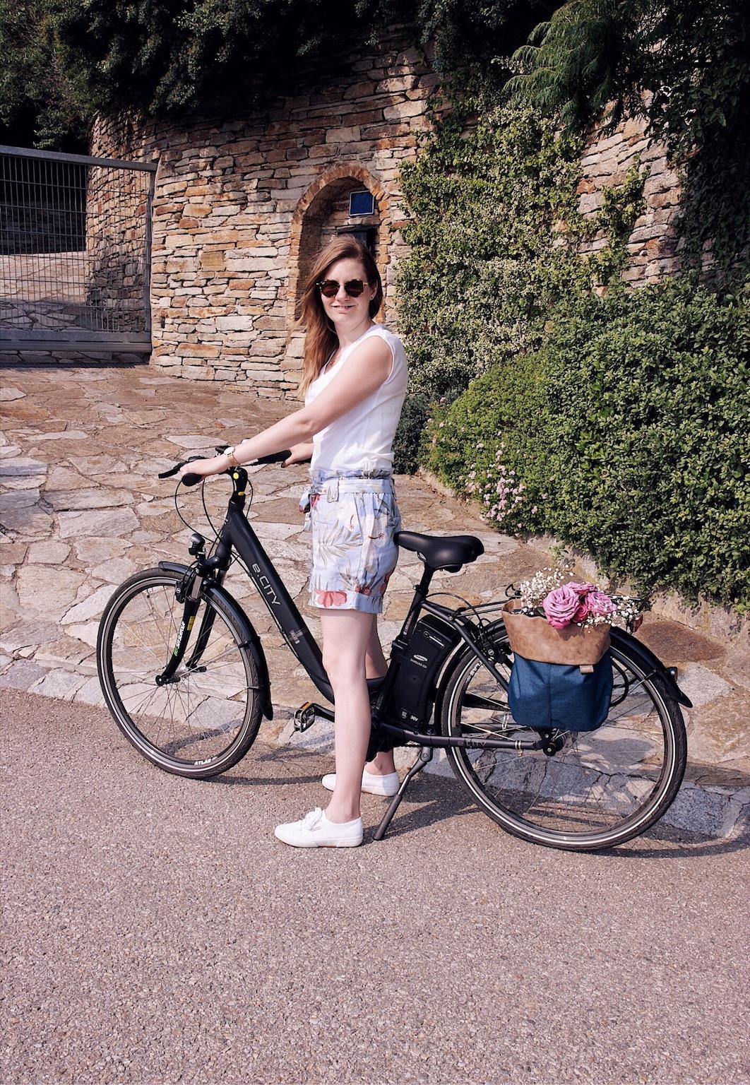 Zweibags Fahrradtasche OLLY CYCLE OC12