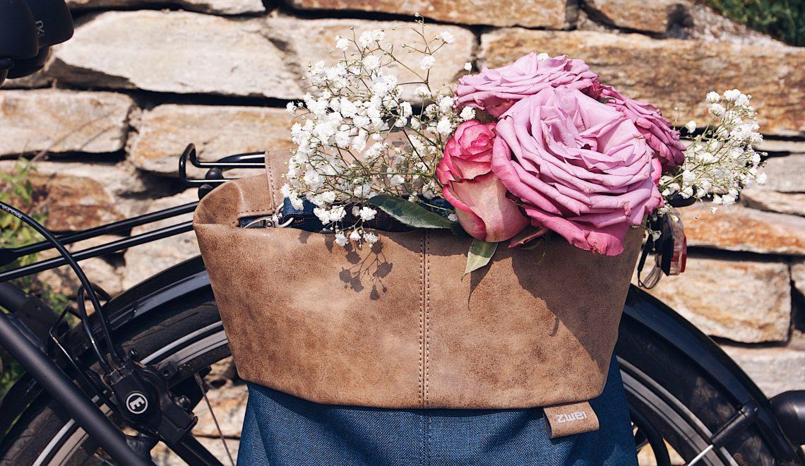 Zweibags OLLY CYCLE – Fahrradtasche
