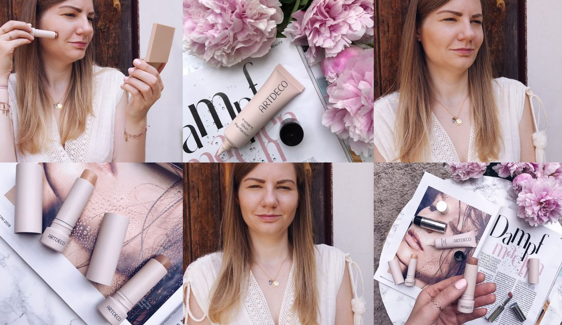 daily Make-up Look mit dem Multi-Stick von ARTDECO