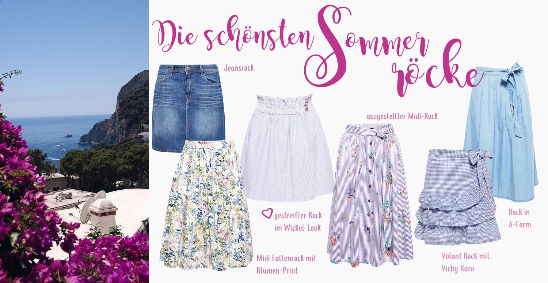 new product 5fc31 d274b Die schönsten Sommerröcke: Von kurz bis lang diesen Sommer ...