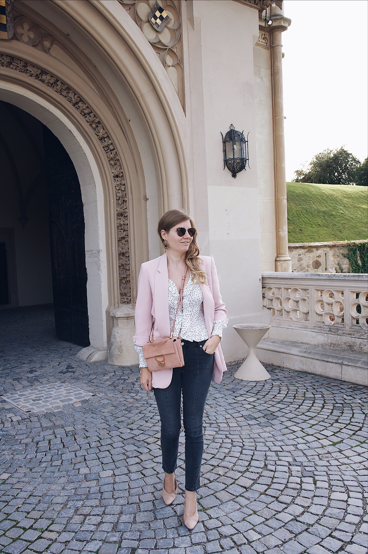 Grafenegg Zara Blazer rosa