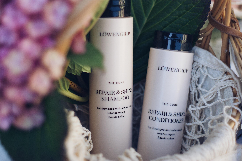 Löwengrip hair care