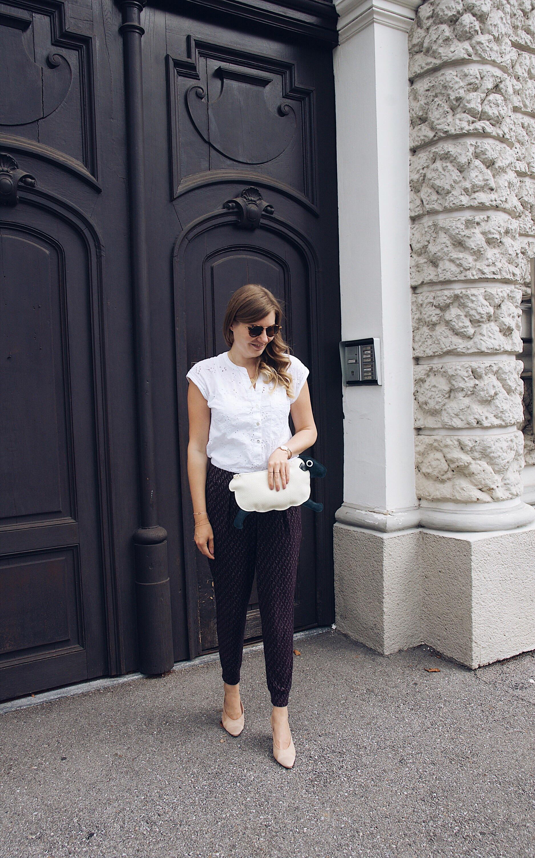 Herbstoutfit Lena Taschen