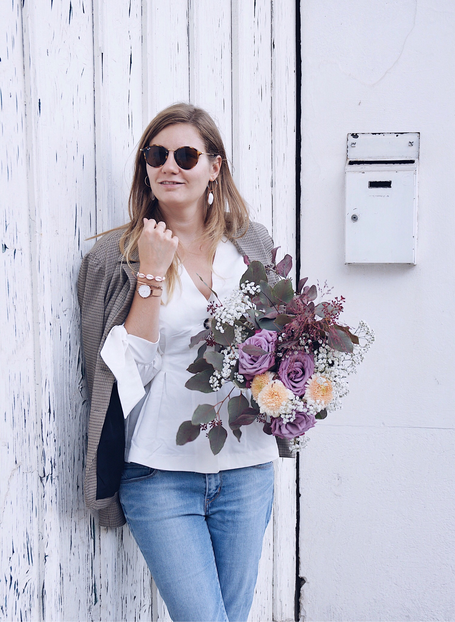 casual-chic look for autumn