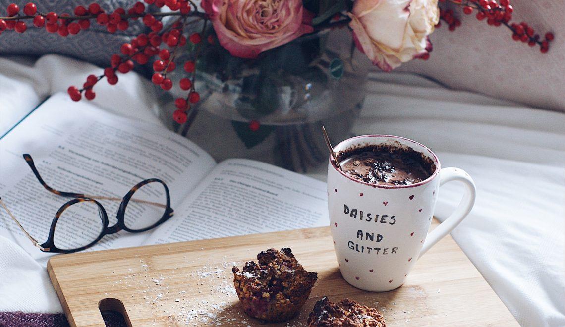 Gesunde Muffins ohne Mehl und Zucker
