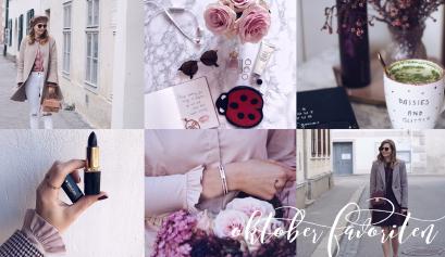 daisies and glitter Oktober 2018 Favoriten