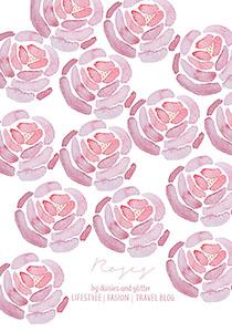 daisiesandglitter Handycase Roses