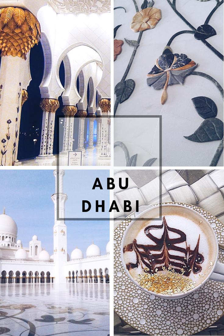 How to dress in Abu Dhabi