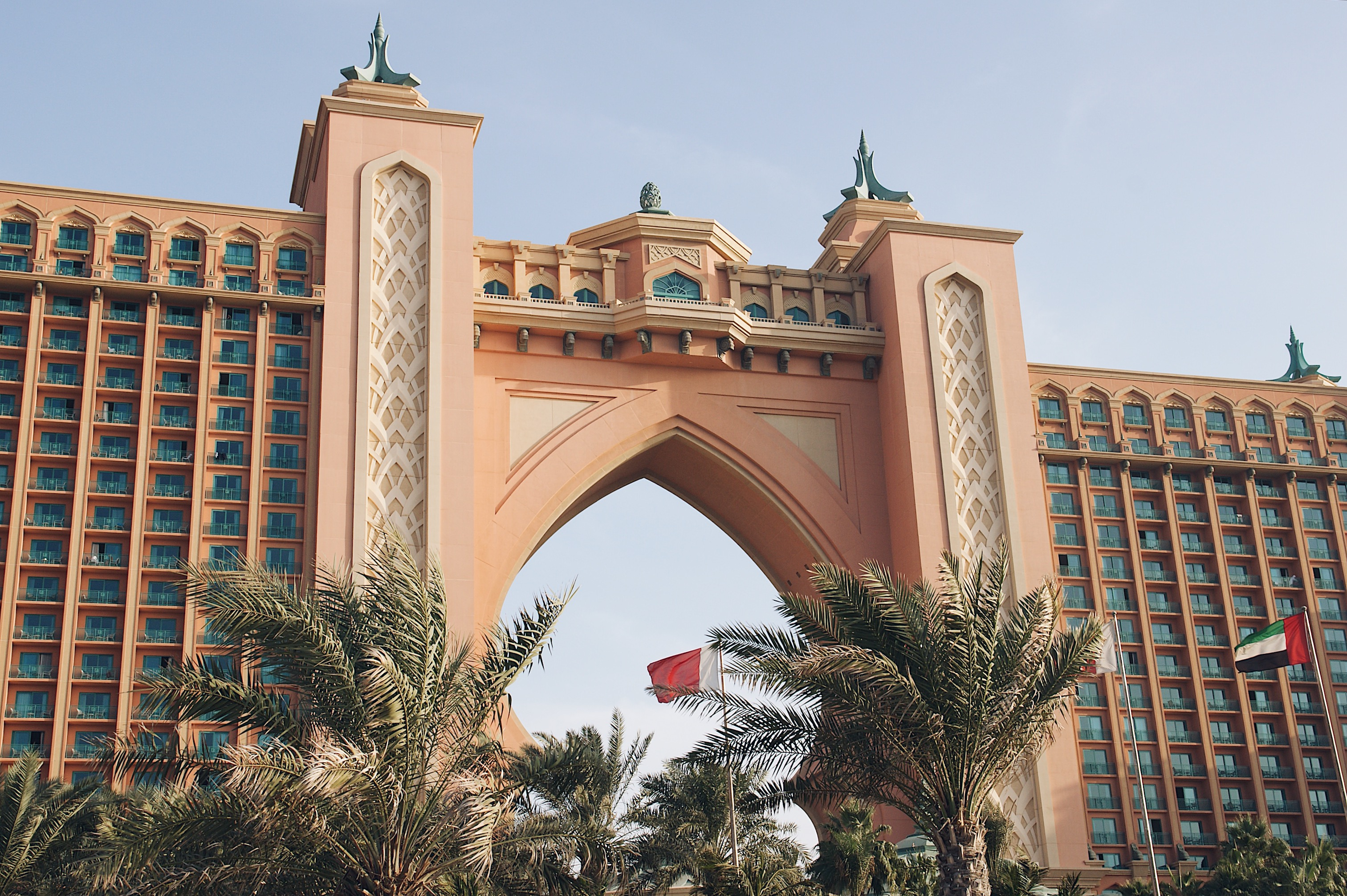 Dubai the Palm Atlantis