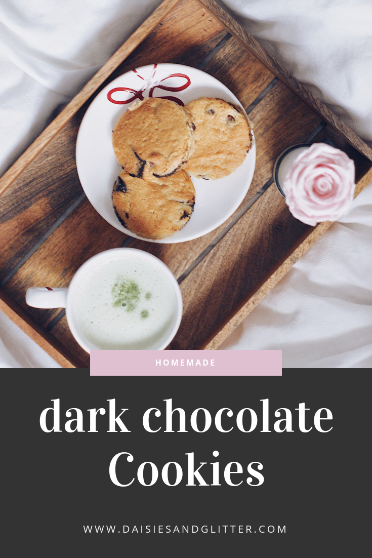 homemade dark chocolate cookies recipe