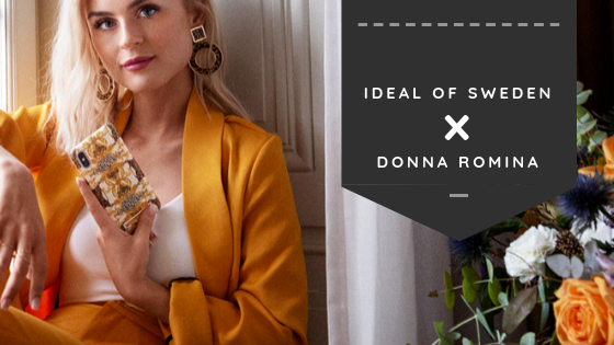 iDeal of Sweden x Donna Romina