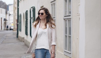 Blazer Jeans Outfit for all-day