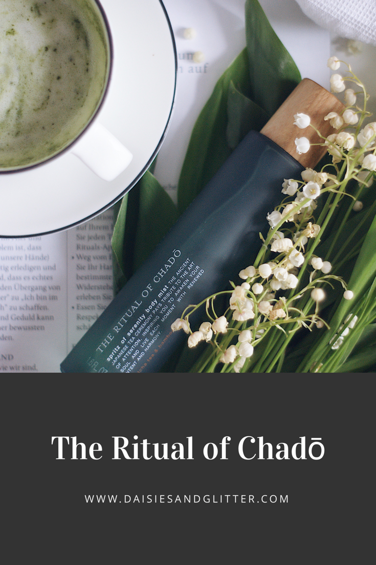 Rituals The Ritual of Chado