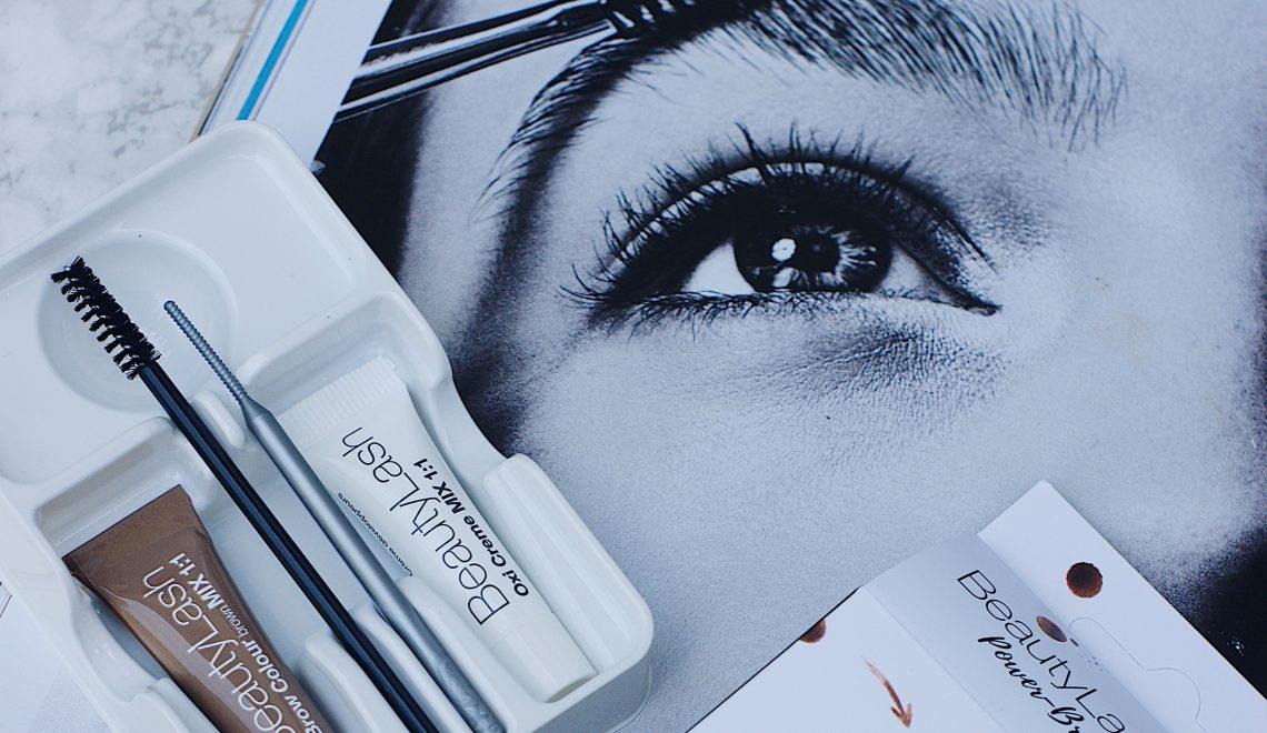 BeautyLash: Augenbrauen selbst färben
