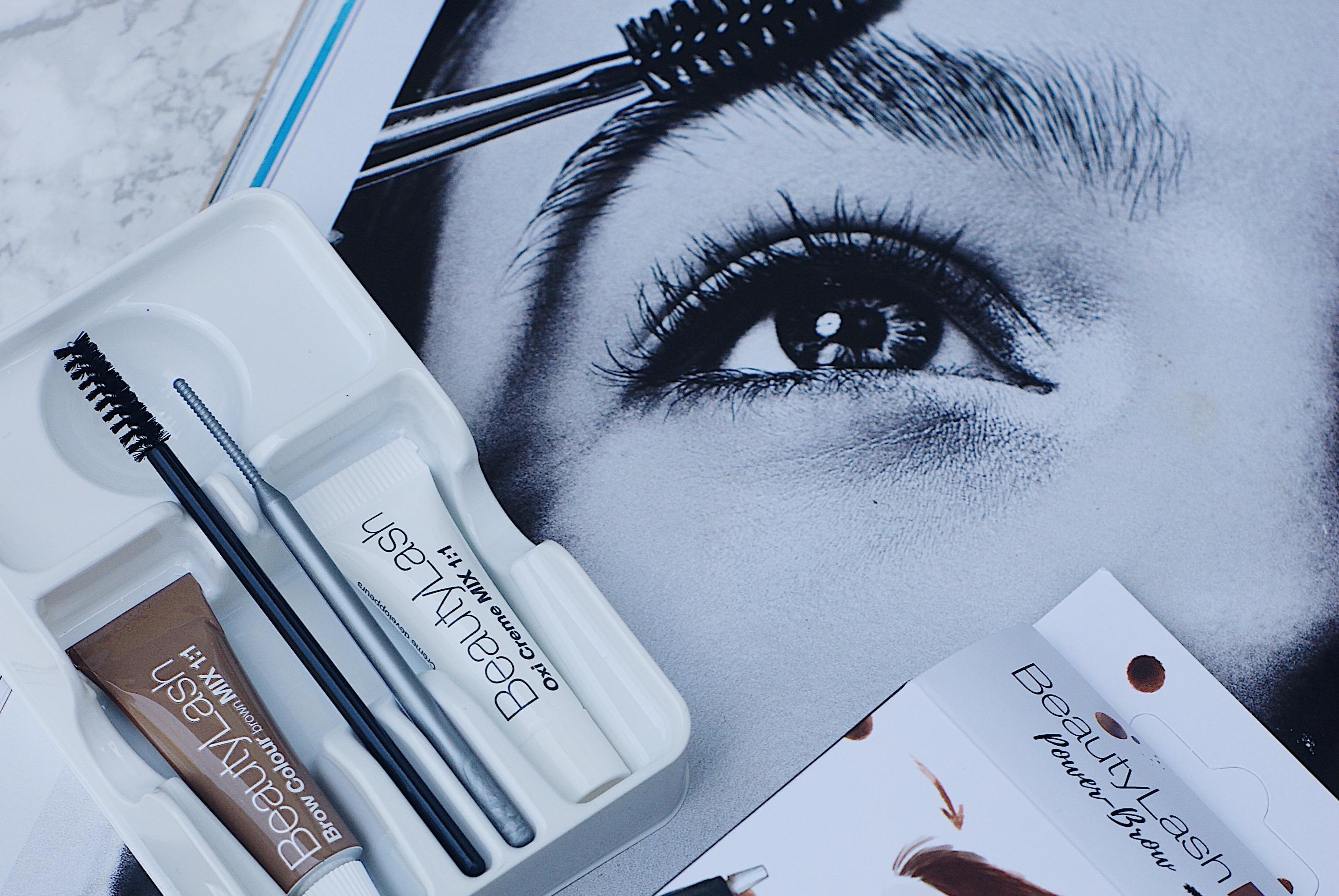 Beauty Lash Augenbrauen selbst färben