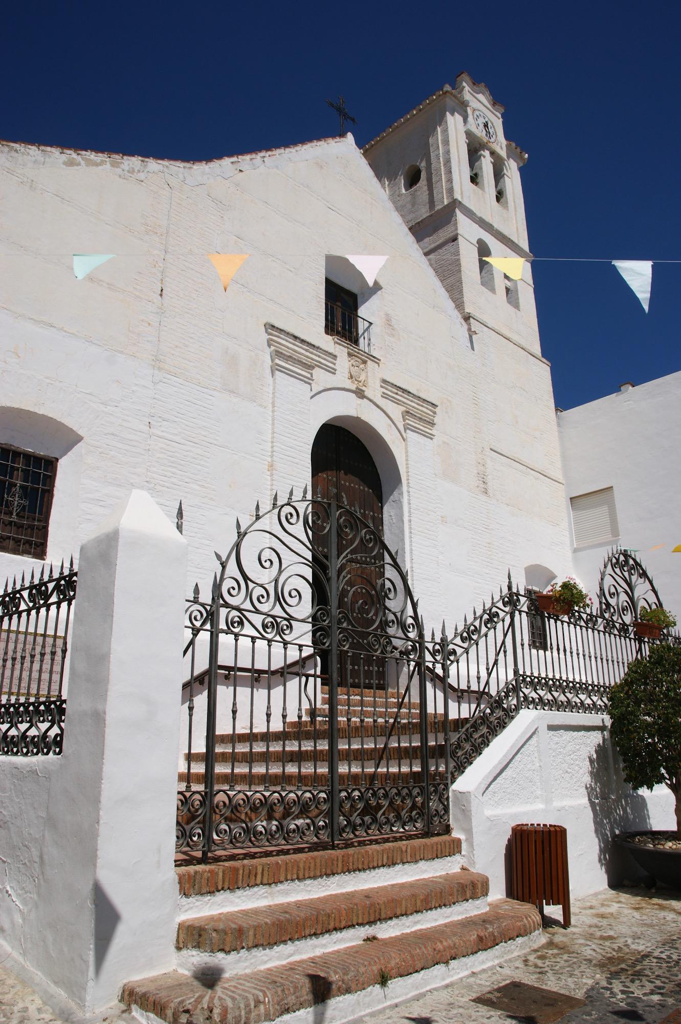Frigiliana Reisebericht Spanien Andalusien Reise
