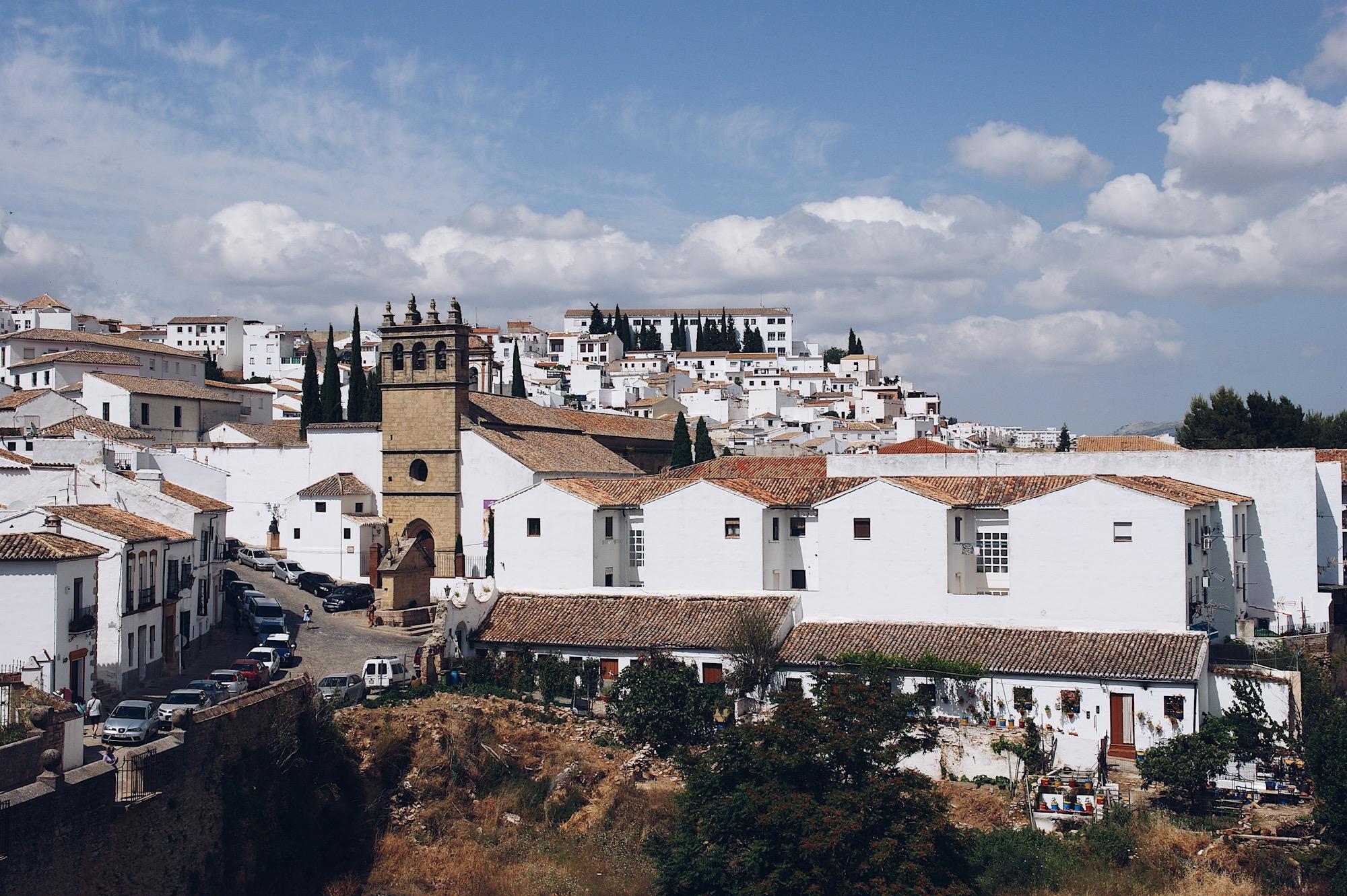 Ronda Altstadt, Ronda Reisebericht Spanien Andalusien Reise