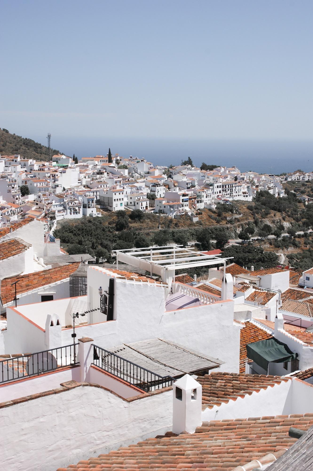 Frigiliana Reise Andalusien Reisebericht