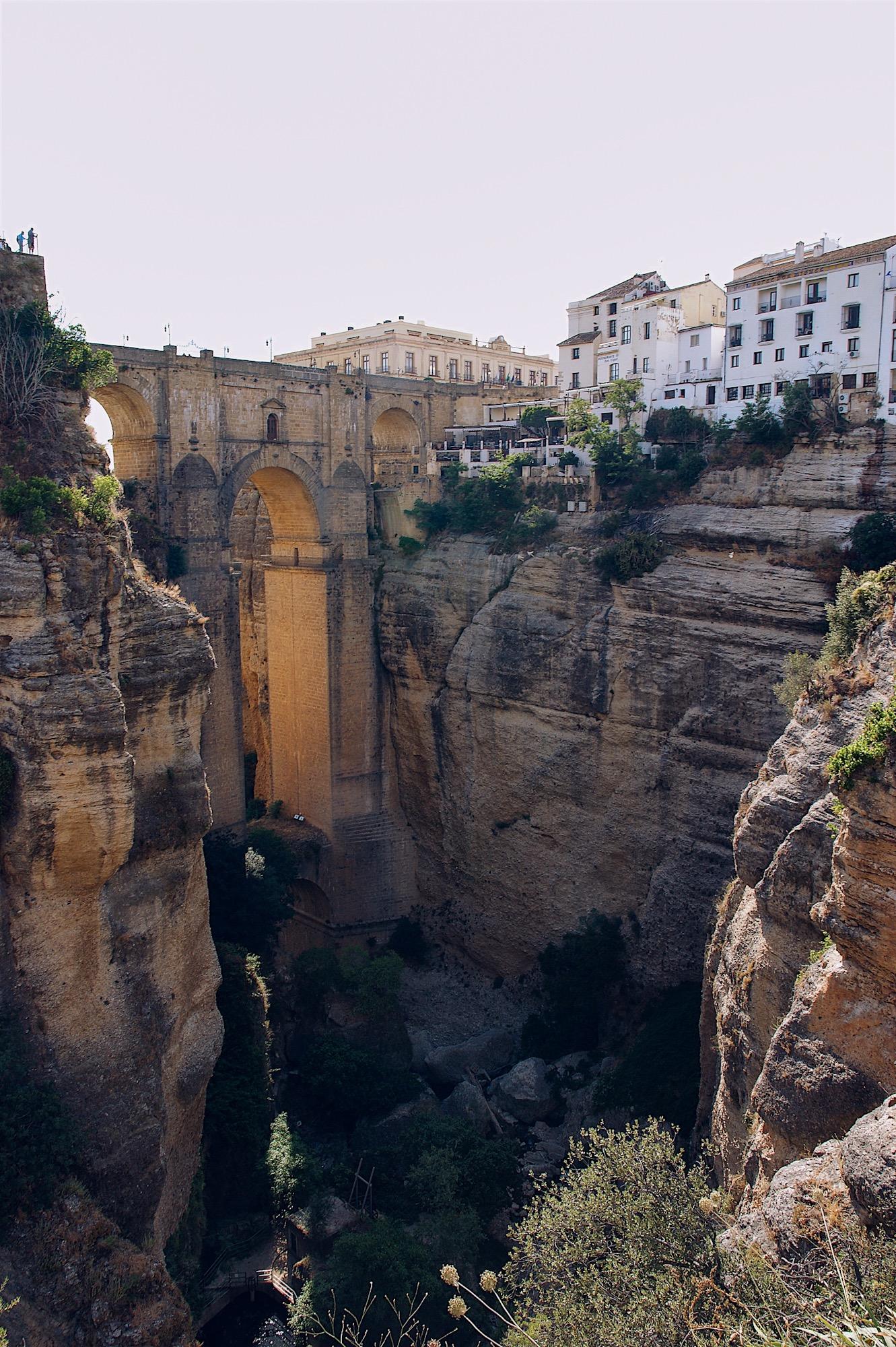 Puente Nuevo, Ronda Reisebericht Spanien Andalusien Reise Puente Nuevo