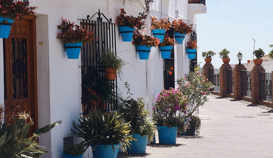 Mijas, Andalusien, Andalucia, pueblos blanco, weiße Dörfer Andalusien