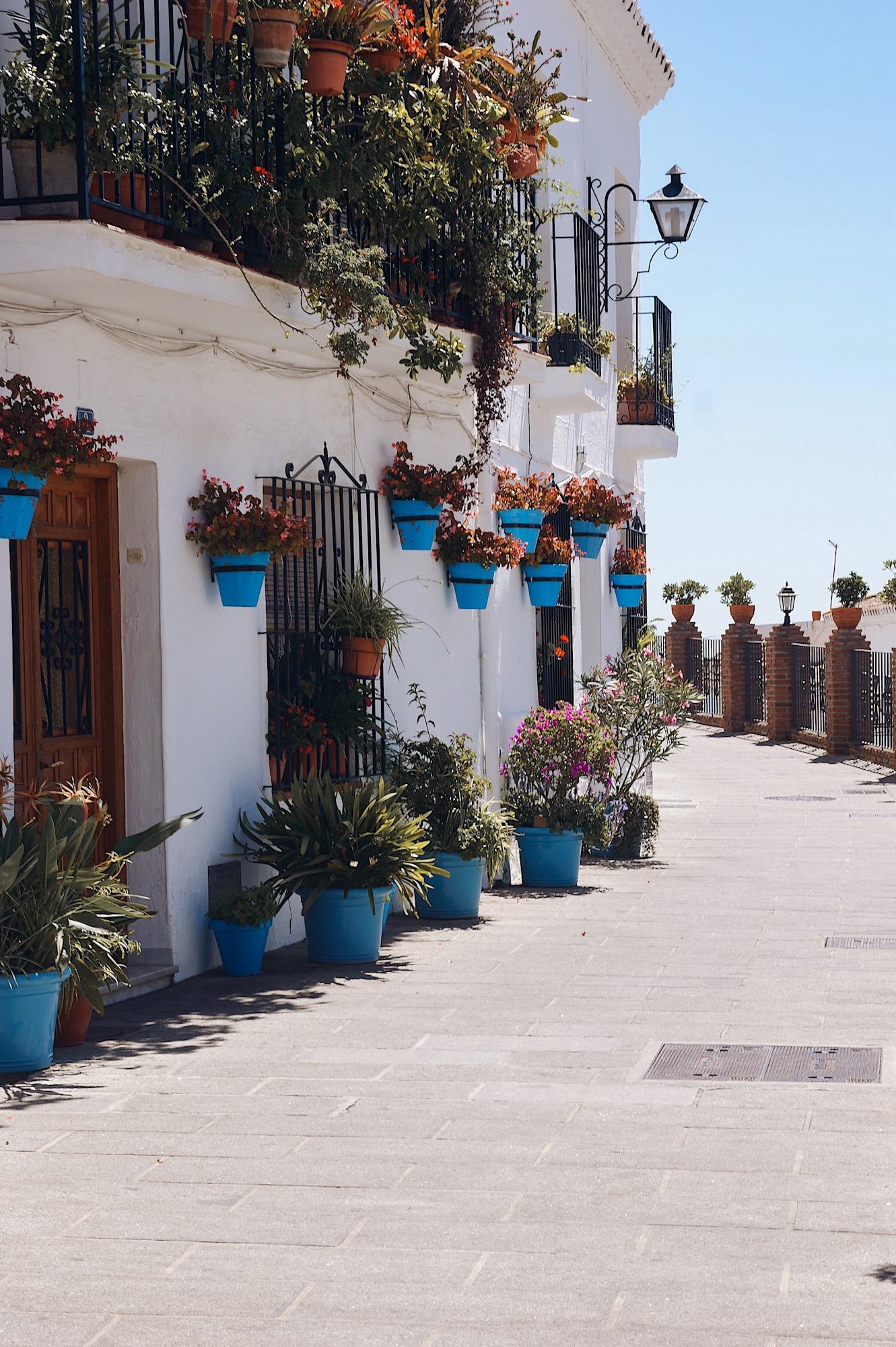 Mijas, Andalusien, Andalucia, pueblos blanco, weiße Dörfer Andalusien