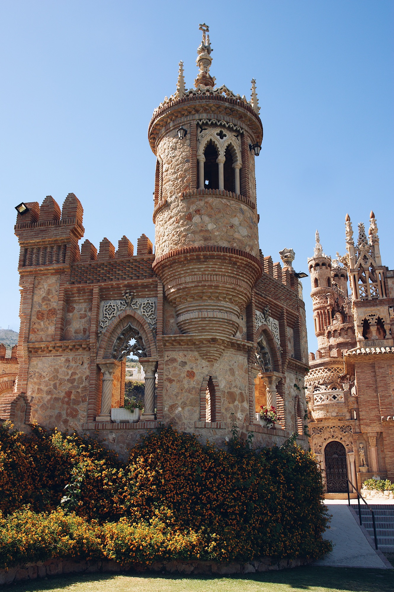 Castillo de Colomares Benalmadena