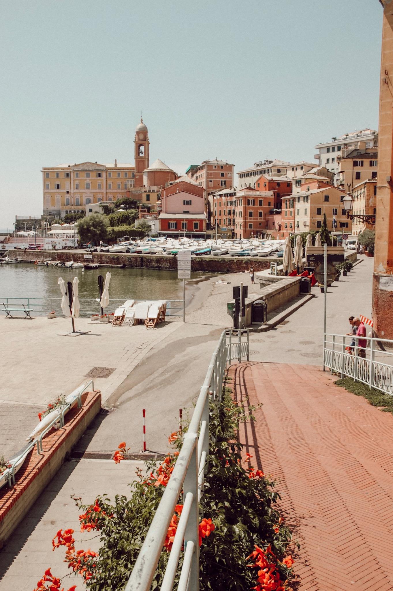 Nervi, Genua, Ligurien, Italien, italy, Travelblogger, daisies and glitter