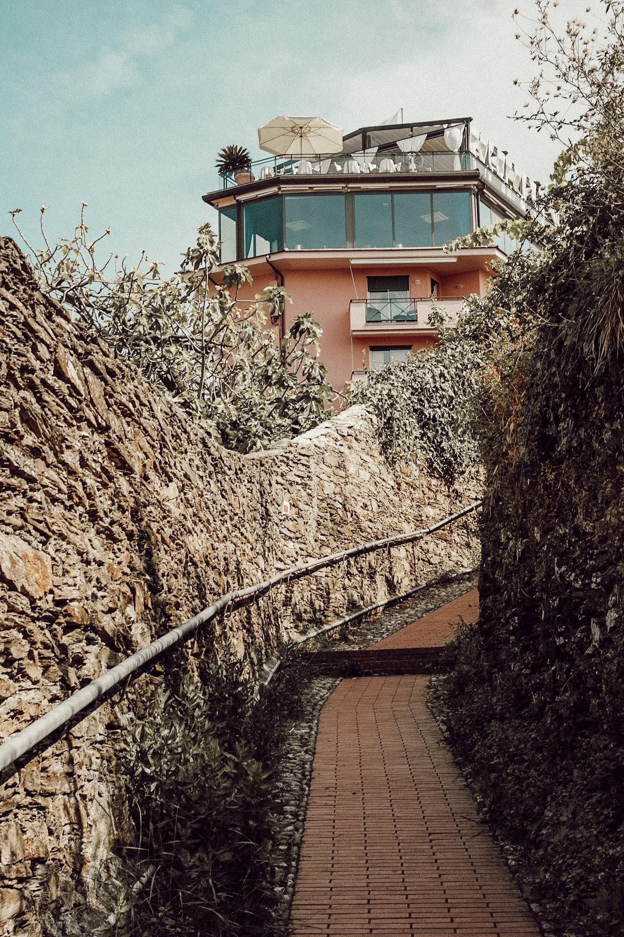 Sestri Levante, Punta Manara, Ligurien Reisebeitrag, Italien Reise