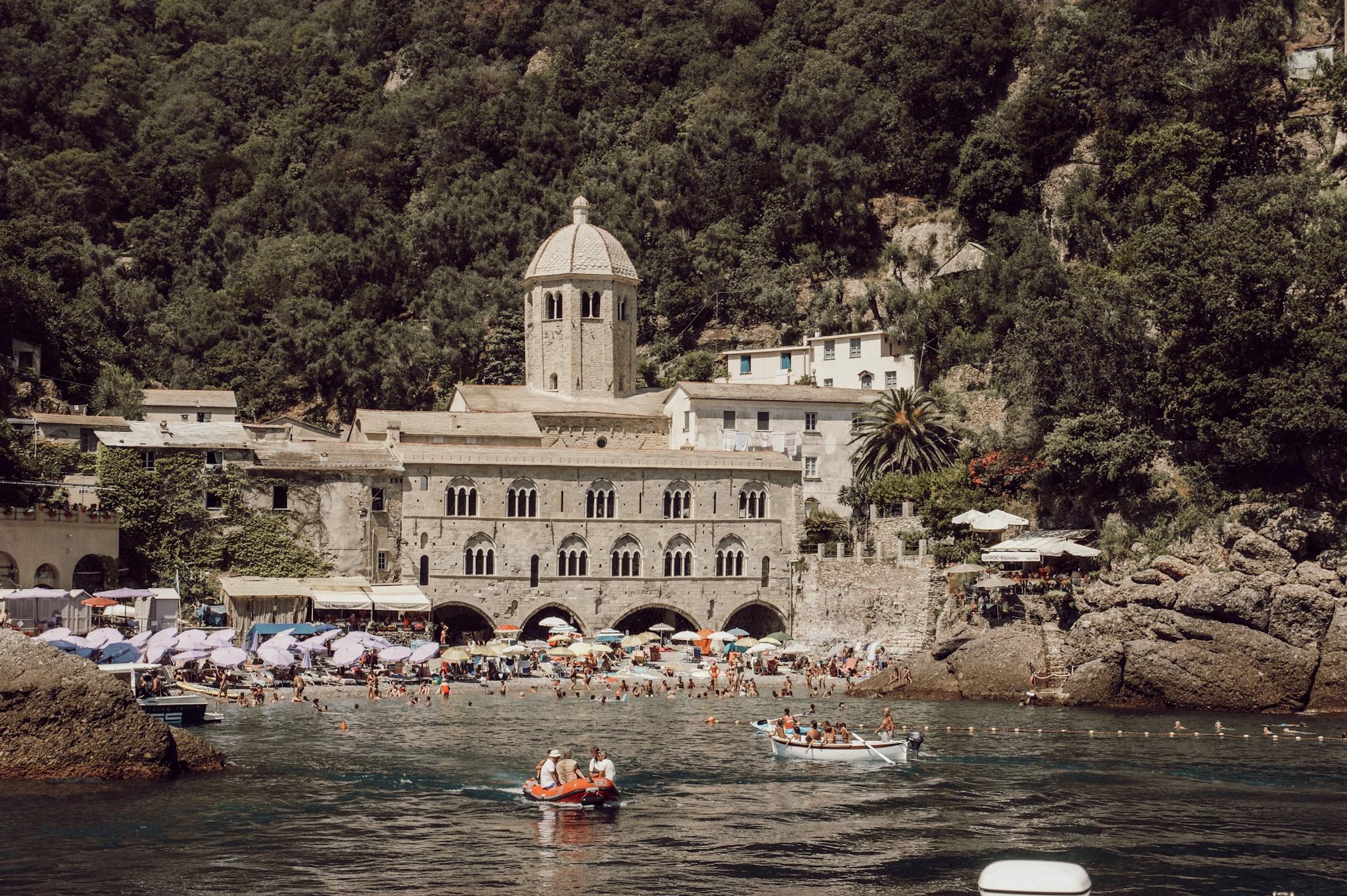San Fruttuoso Portofino