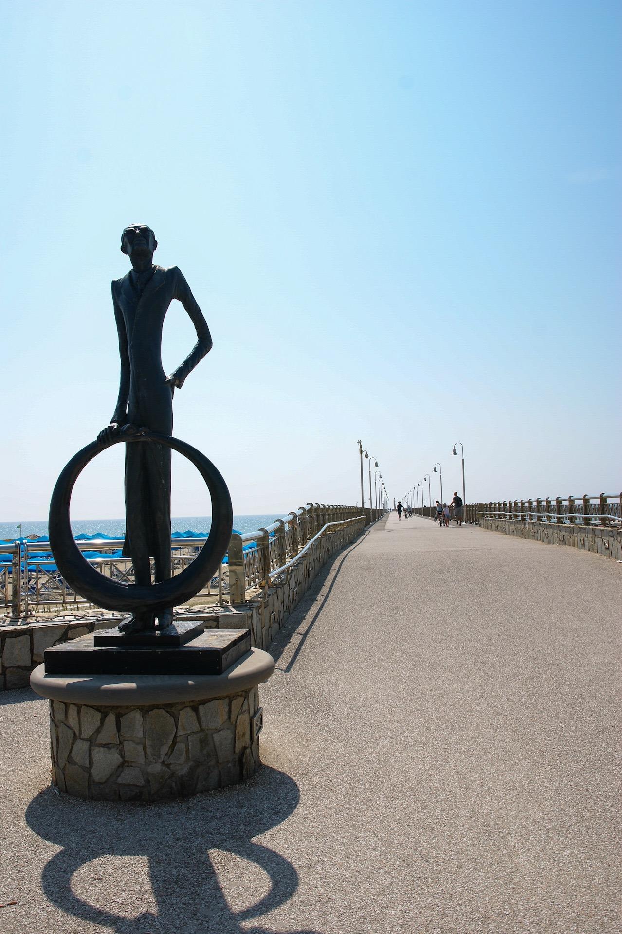 Versilia, Forte die Marmi, Massa, Lido do Camaiore, Radfahren, Ligurien, Italien, Reise, biking