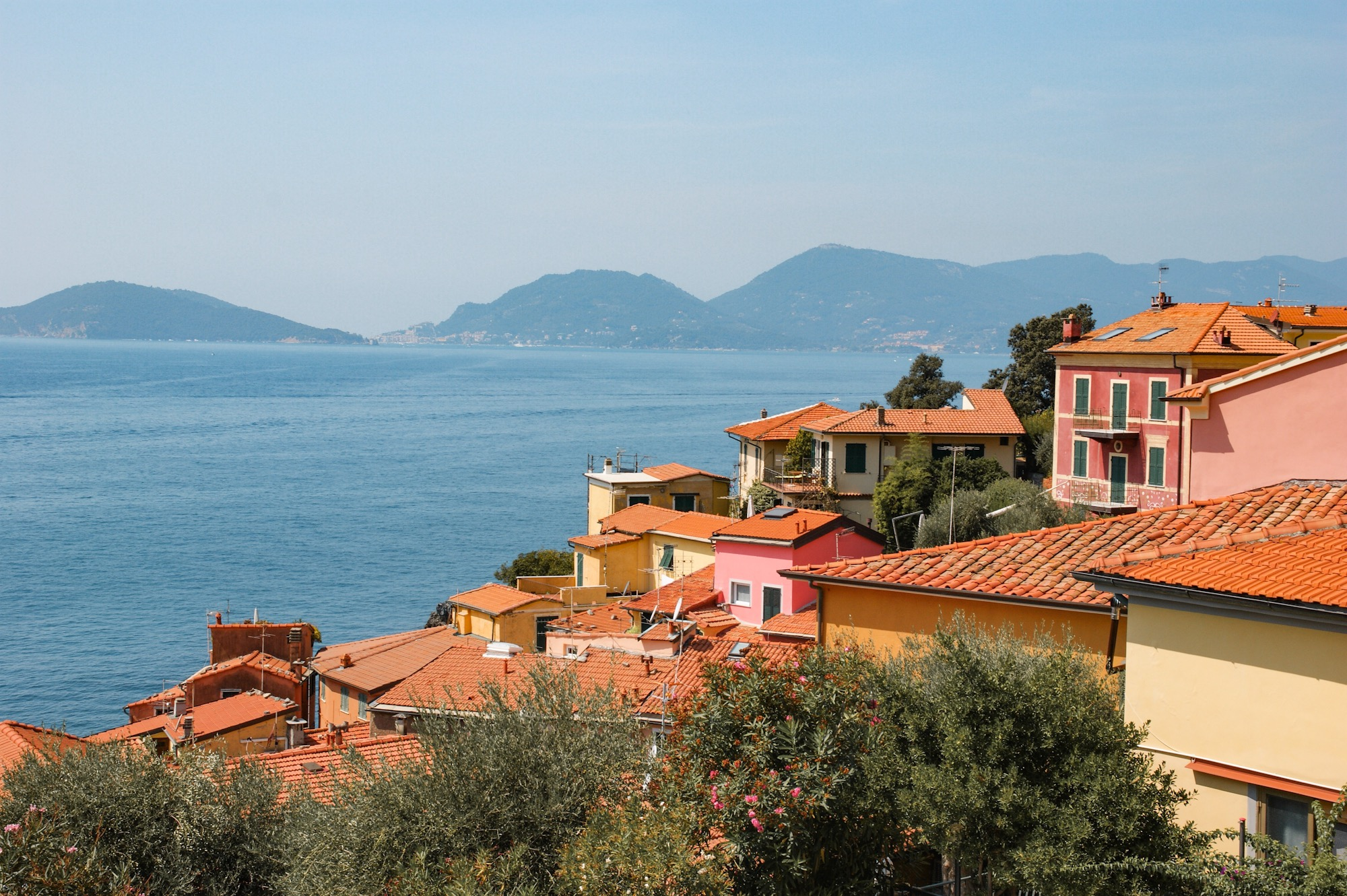 Tellaro, italienische Riviera, Italien Reise, Ligurien