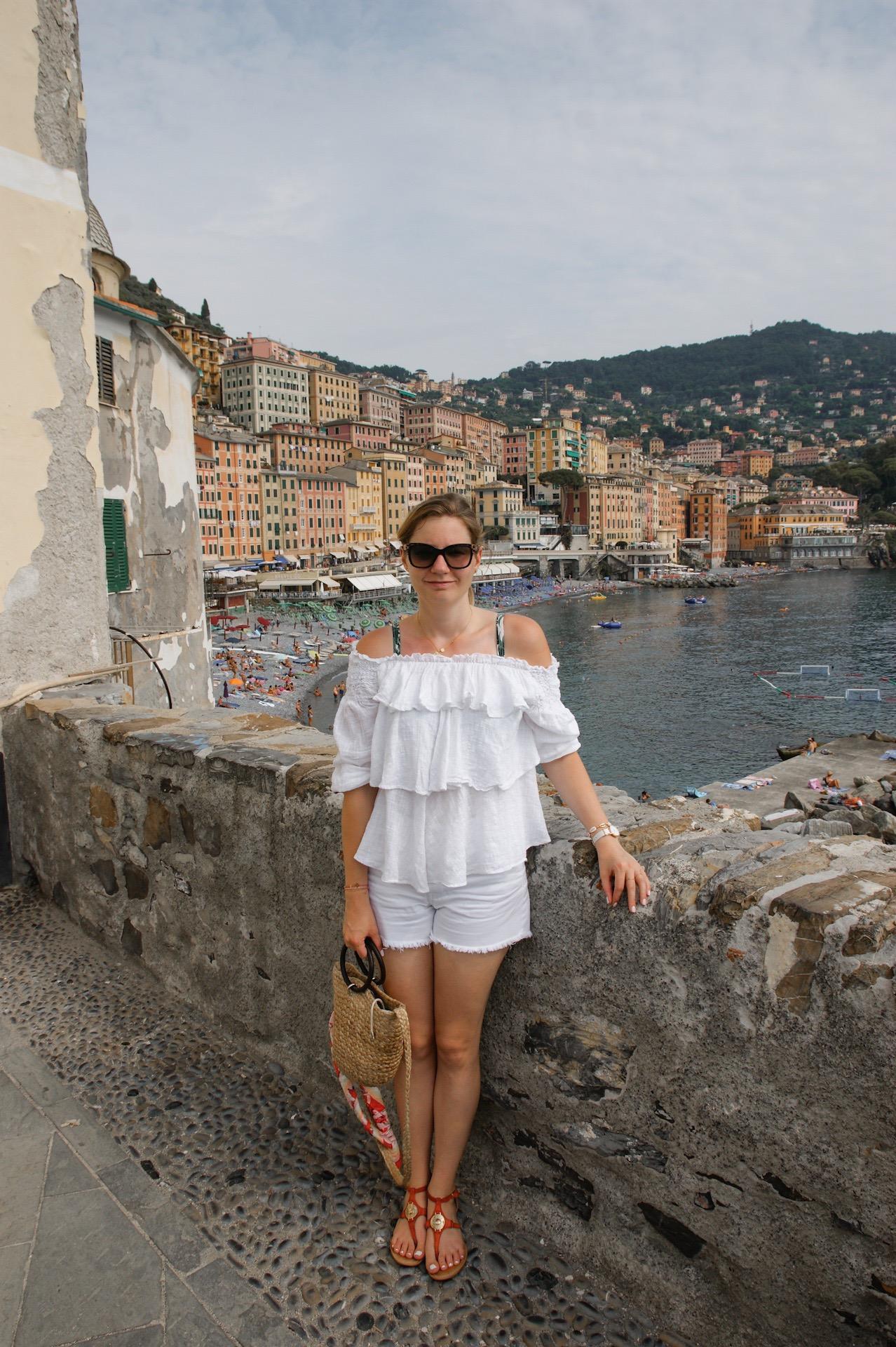 Camogli Ligurien Reisebericht