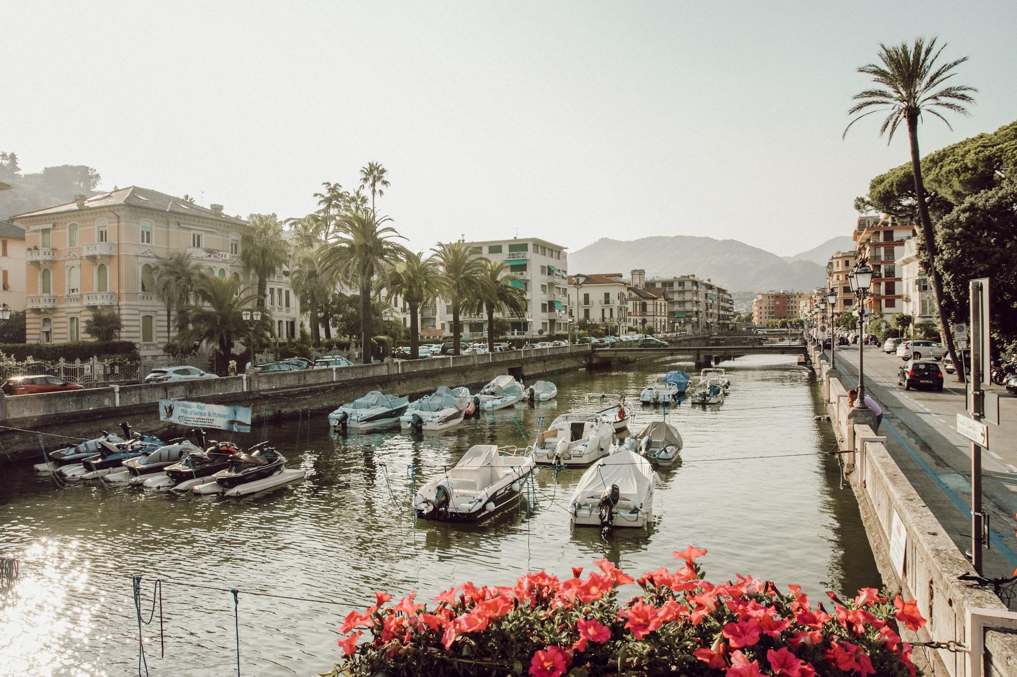 Rapallo, Reisebeitrag, Ligurien