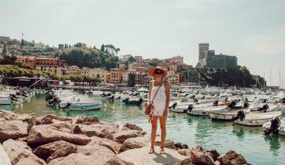 Lerici, Reisebeitrag, Ligurien, Italien Reise, Travelblog, daisies and glitter