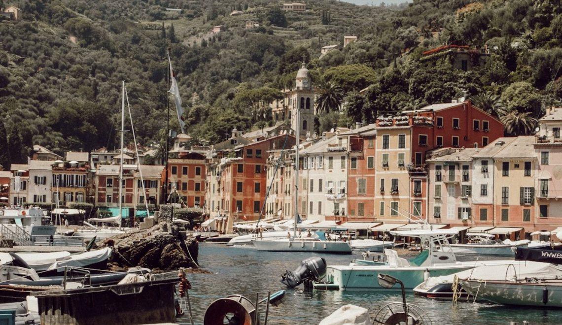Portofino und Klosterbucht San Fruttuoso