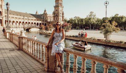 Sevilla Plaza de Espana