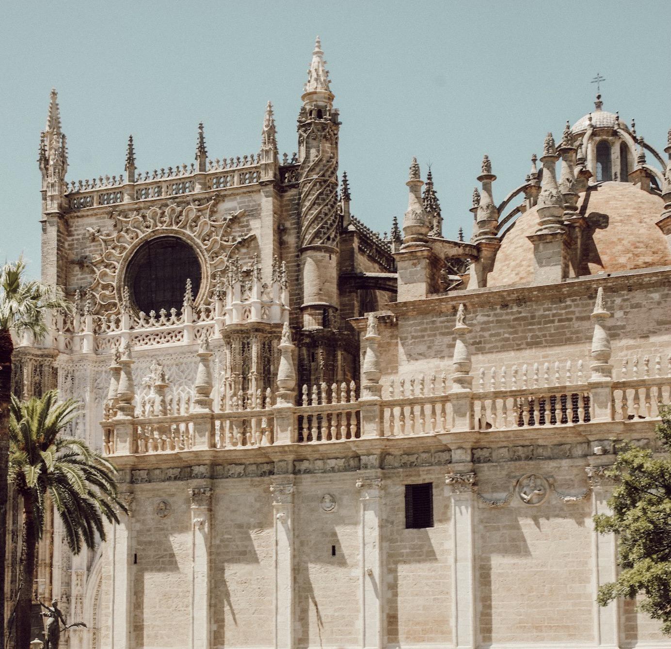 Sevilla Cathedral Santa Maria