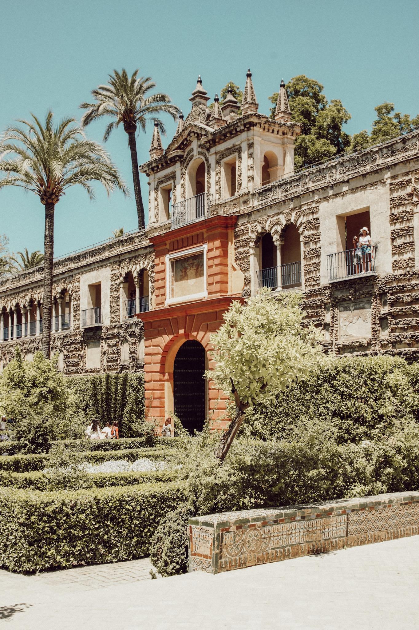 Sevilla Reales Alcazares