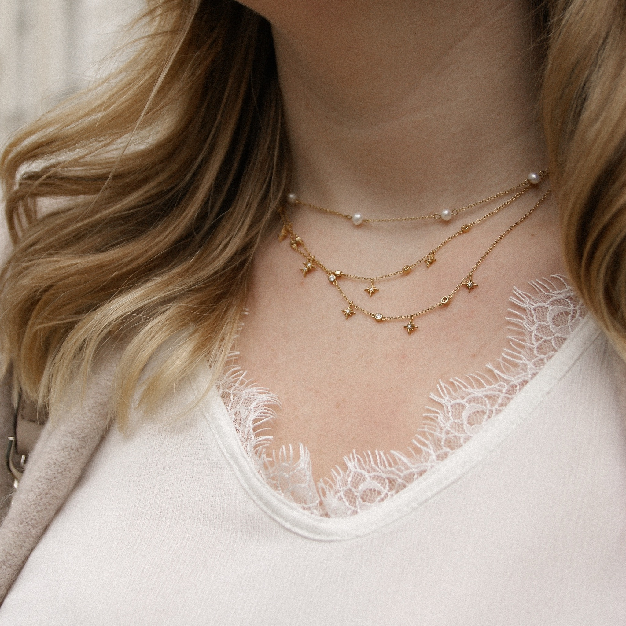 Safira necklace