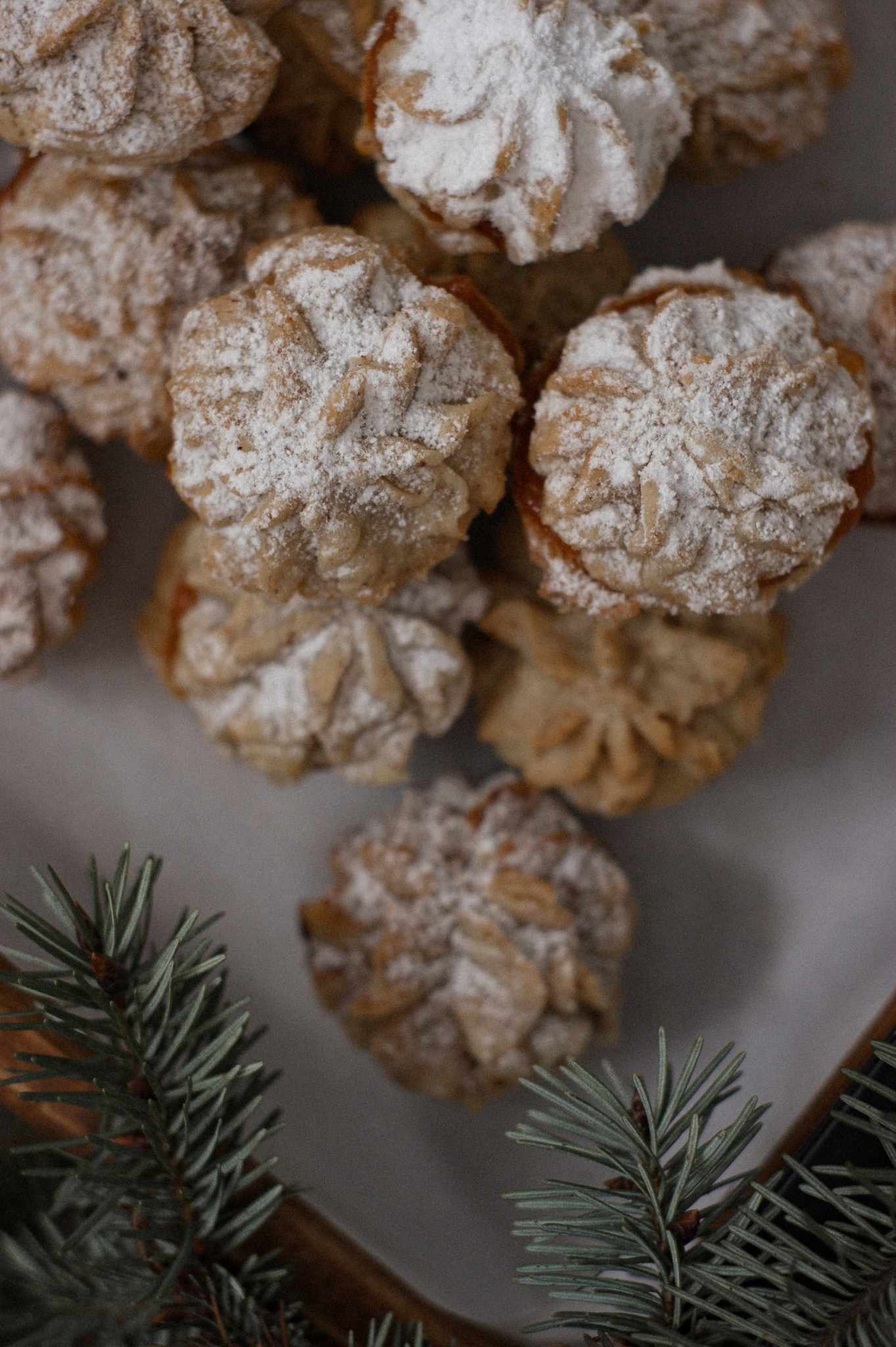 Zimtkrapferl, Zimtkekse, Weihnachtskekse Rezept